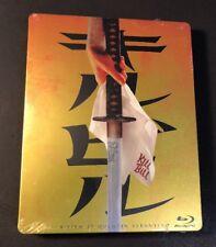 Kill Bill [ Limited STEELBOOK Edition ]  (Blu-ray Disc) NEW