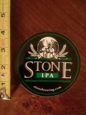 "STONE IPA STICKER-STONE BREWING COMPANY-BRAND NEW-4"""