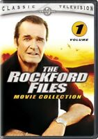 The Rockford Files: Movie Collection: Volume 1 [New DVD] Full Frame, Subtitled