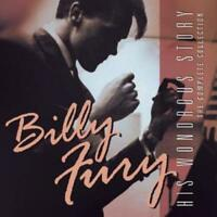 Billy Fury : His Wondrous Story - The Complete Collection CD (2008) ***NEW***