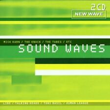 New Wave-Sound Waves (17 tracks) Mick Karn, Linx, Duran Duran, Ultravox.. [2 CD]