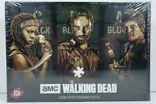 AMC The Walking Dead 1000-Piece Premium Collectors Puzzle USAopoly Made in USA