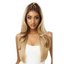 OUTRE PERFECT HAIRLINE SYNTHETIC 13x6 LACE WIG  - IVORY