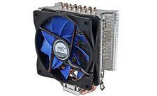 """Logisys - ICE WIND Aluminum Heat Sink & 4.72"""" Fan w/Copper Heatpipes & 4-Pin C."""