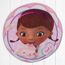 New Disney Doc McStuffins Hugs Pink Girls Kids Bedroom Filled Cushion Pillow