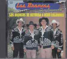 """Los Broncos de Reynosa""""Ocho Columnas """" Norteno Corridos Rancheras Cumbia  Latin"""