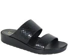 Unisa SALE BREO MTB BLACK sandals Made in Spain