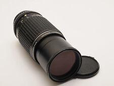 Pentax-M 80-200mm F4.5 Zoom Lens stock No. U3100