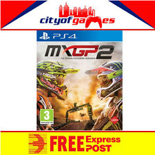 MXGP 2 PS4 New & Sealed Free Express Post In Stock
