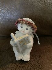 "Dreamsicles ""The Good Book"" Collectible Angel Figurine Dc361 1991"