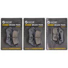 NICHE Brake Pad Set Victory Vision 2204195 2203679 Complete Organic
