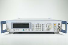 As Is Rohde Amp Schwarz Sml03 Signal Generator 9 Khz To 33 Ghz