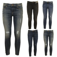 Ankle length New Women/'s SIMPLY JEANS Slim Jeans LIGHT STONE