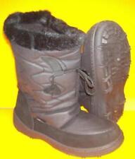 Winterstiefel Stiefel schwarz Snow Boot Größe 37