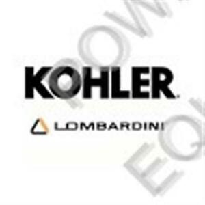 Kohler Diesel Lombardini FUEL DISTRIB.ASSY 2504TCR # ED0035450910S