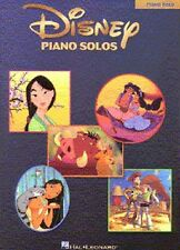 Disney Piano Solos Learn to Play Love Songs Pop Movies Keyboard Music Book FILM