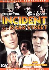 Incident On A Dark Street With William Shatner Robert Pine David Canary New DVD