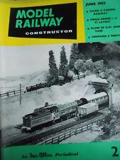 Model Railway Constructor 6 1962