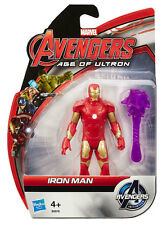 Avengers 2 All-Star 2015 Wave 2 Figurine Iron Man - Hasbro - 10 cm