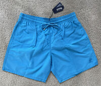 Vilebrequin MOOREA WATER-REACTIVE - BEACH Swim Trunks MEN- XXXL ROYAL BLUE - 3XL