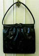 Patent Leather Tailored Vintage Bags, Handbags & Cases