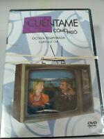 CUENTAME COMO PASO OCTAVA TEMPORADA 8 - 17 DVD CAPITULOS 121 AL 138 Nuevo