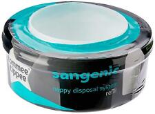 Sangenic Refill Nappy Disposal Bin Cassette Tommee Tippee Single Pack