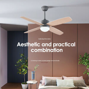 """42"""" Ceiling Fan with Remote and LED Light"""
