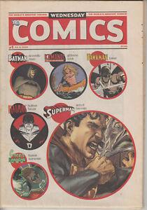DC Comics Wednesday Comics #1 of 12, 2009 Very Good