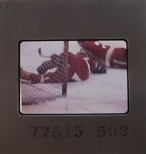 ROGER CROZIER Detroit Red Wings Buffalo Sabres Capitals ORIGINAL SLIDE 5
