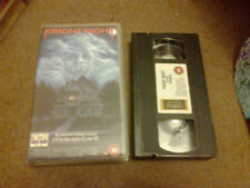 Deleted Title Horror Creatures/Monsters VHS Tapes