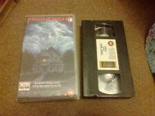 Deleted Title Horror VHS Films 18 Certificate