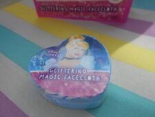 Glittery Disney Princess Magic Expandable Flannel Face Cloth Gift