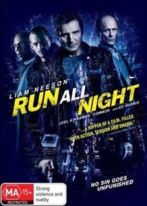 Run All Night (DVD 2015)
