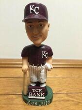 DEREK JETER BOBBLEHEAD KALAMAZOO CENTRAL HIGH SCHOOL Yankees TCF BANK NEW YORK