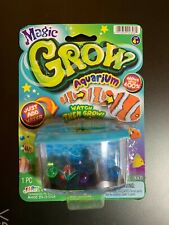 Magic Grow Aquarium Watch Your Fish Grow Up To 400% In Water In Their Own Tank!