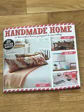 Handmade Home Booklet 20 Stylish Makes for Your Home Craft Simply Sewing