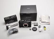 Fujifilm Fuji X-Pro 3 camera in box, EX +++ to MINT condition, Bonus: Handgrip