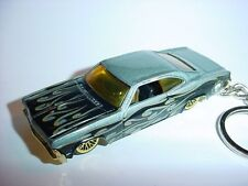 Nuevo 3D Metálico 65 Chevrolet Impala Custom Llavero Llavero Chevy 1965