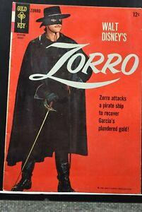 Zorro (1966) #3 Gold Key Comic