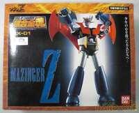 BANDAI Soul Of Chogokin GX-01 Mazinger Z Limited Edition Figure From Japan