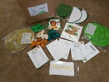 Safari Jungle Theme Baby Shower Decorations Party Supplies Games Cake Top leaves