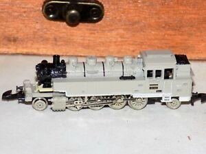 Z Scale Marklin 88961 BR 86  Gray & Black Steam Loco w 5 Pole Motor