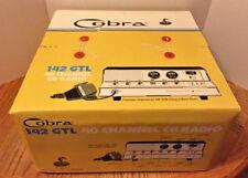 Vintage NOS Cobra 142GTL 40 Channel AM/SSB CB Radio - *NIB* Phillipines Version