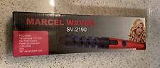 NIB Marcel Waver SV-2190 Hair Curling Iron for Beautiful Curls
