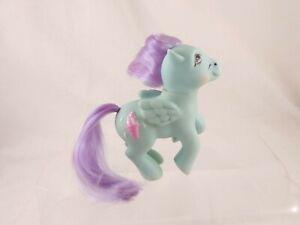 My Little Pony Hasbro G1 Sundae Best Peppermint Crunch Pegasus Ice Cream *MARKS*