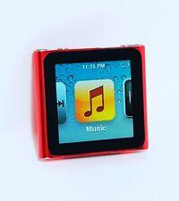 Apple 16GB 6th Gen iPod Nano - Red