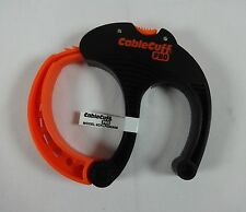 Medium 4 inch Cable Cuff. Pro Adjustable, Reusable Cable Clamp #CFLP030808