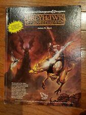 Advanced Dungeons & Dragons AD&D RPGA Module TSR 2023 Greyhawk Adventures Book