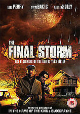 The Final Storm [DVD] Lauren Holly; Luke Perry; Cole Heppel.new sealed